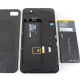 Having complaints about the Z10's battery life? BlackBerry can't do anything about it