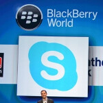 BlackBerry 10 Skype app is coming soon, but will be ported from the Android app