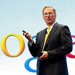 Google's chairman selling off more than 40% of holdings this year