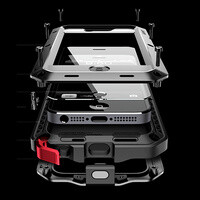 Rugged iPhone 5 cases announced by Lunatik