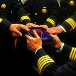 Atlantic City firefighters depend on Apple iPad with Bible app for swearing in ceremony
