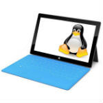 Microsoft Surface Pro can run Linux