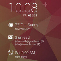 DashClock Widget shows what Android's lockscreen should have looked like
