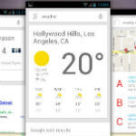 Google Now updated with widget, Fandango tickets, and more