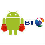 Google countersues BT on patent claims