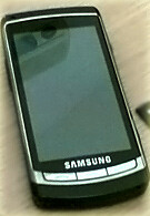 Samsung Acme i8910 – it's all about HD
