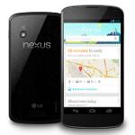 Google launches retail store locator for Google Nexus 4
