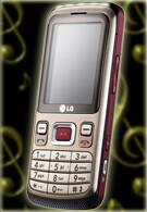 LG KM330 to show off 3D sound