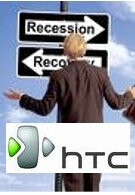 HTC revenue down 17% in January versus last year