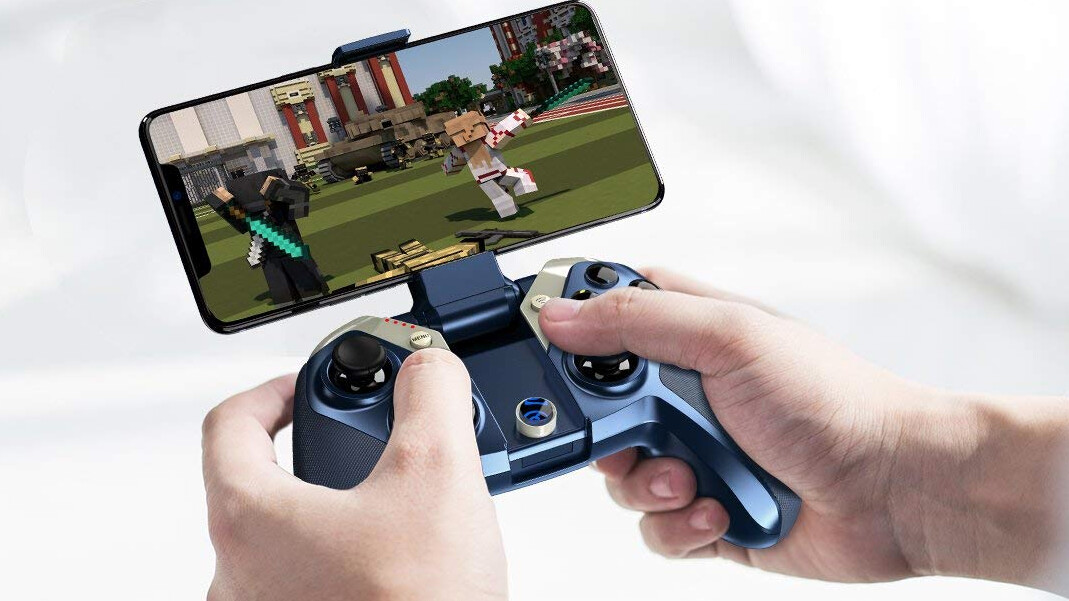 10 game controllers for smartphones and tablets