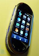New Samsung M7600 smiles