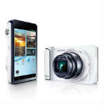 Samsung unveils WiFi-only Galaxy Camera