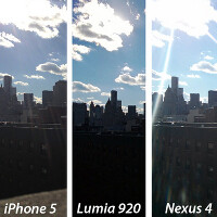 Nokia Lumia 920 takes the cake in camera comparison vs BlackBerry Z10 vs Galaxy S III vs iPhone 5 vs Nexus 4