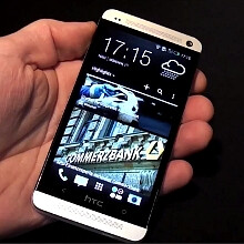 HTC One preview pops up, revealing the handset in its full glory