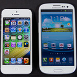 Apple iPhone 5 and 4S are the Q4 bestsellers, followed by the Samsung Galaxy S III