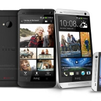 HTC One prices in the UK start off at £459 ($703) SIM-free, less than the Xperia Z
