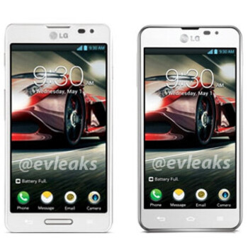 The F-series: LG Optimus F7 and Optimus F5 picture appears ahead of MWC