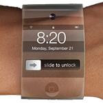 Apple's iWatch revealed in patent application?