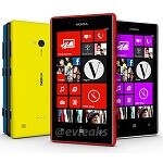 Images of the Nokia Lumia 720 and Lumia 520 leak
