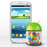 Screens leak claiming to be Android 4.2 on the Samsung Galaxy S III