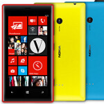 More leaked renderings of the Nokia Lumia 520 and 720 appear