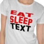 Are you a sleep-texter?