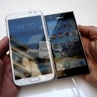 Huawei Ascend P2 vs HTC One vs Sony Xperia Z: spec comparison