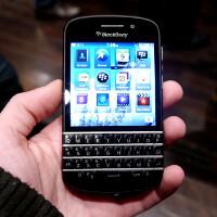 BlackBerry Q10 hands-on