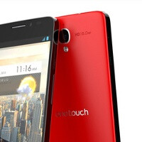Alcatel announces the One Touch Idol X smartphone with Android 4.2 and a 5-inch 1080p display