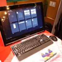 ViewSonic VSD241 hands-on: you want an all-in-one with Android, you got it
