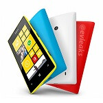 And even more images of the Nokia Lumia 520 and Lumia 720 emerge