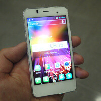 Alcatel One Touch Star hands-on