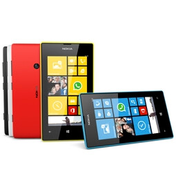 Nokia Lumia 520 is here with flashy colors and supersensitive screen