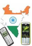 India has the fastest growing mobile market in the world
