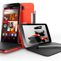 Alcatel One Touch Scribe HD resurfaces at MWC