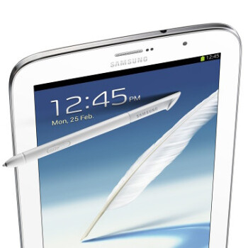 Samsung Galaxy Note 8.0 comes with S Pen: here is how it works