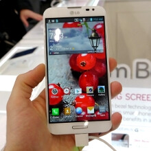 LG Optimus G Pro hands-on