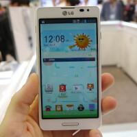 LG Optimus F7 hands-on