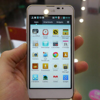 LG Optimus F5 hands-on