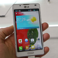 LG Optimus L7 II hands-on