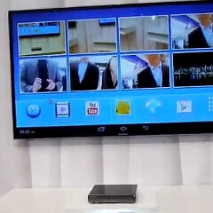 Samsung HomeSync media hub demo (video)