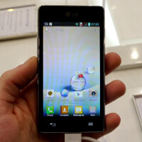 LG Optimus L5 II hands-on