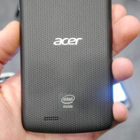 Acer Liquid C1 hands-on