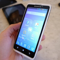 Lenovo IdeaPhone S890 hands-on