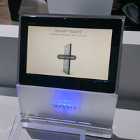 First Sony Xperia Tablet Z photo samples