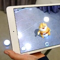Sphero ball demo: 'Part robot. Part ball. All fun.'