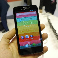 Alcatel One Touch Snap, Snap LTE hands-on