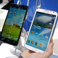 ZTE Grand Memo vs Samsung Galaxy Note II - first look