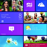 Windows 8: Quietly in the background, but building up plenty of steam