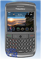 BlackBerry 9300 to be the Curve 3G?